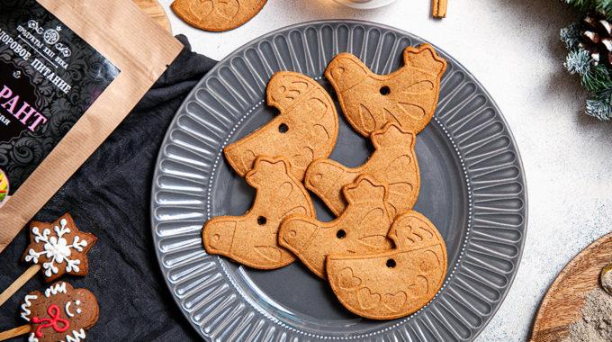 Имбирное-печенье